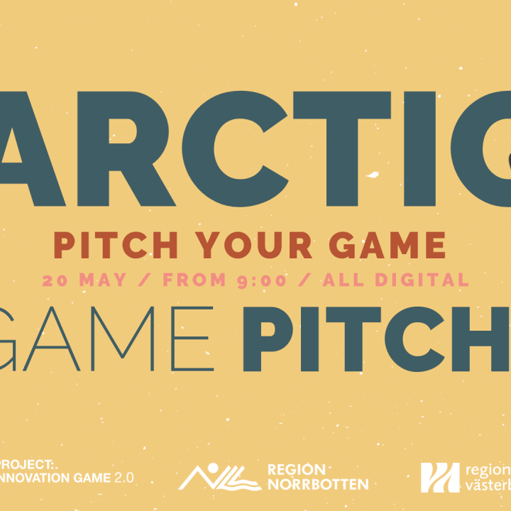 Arctic game pitch_FB event